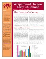Wraparound Oregon: Early Childhood, Early Childhood, Early Childhood Project...