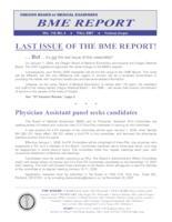 BME report