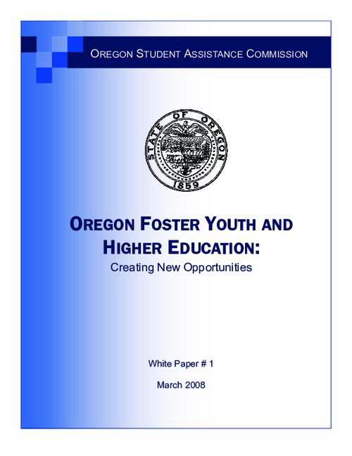 Title from PDF cover (viewed on October 25, 2018)., This archived document is maintained by the State Library of Oregon as part of the Oregon Documents Depository Program. It is for informational purposes and may not be suitable for legal purposes., Includes bibliographical references., Mode of access: Internet from the Oregon Government Publications Collection., Text in English.