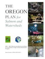 2002-2005 effectiveness monitoring report for the Western Oregon Stream Restoration...