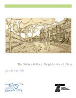 The  Nelscott Gap neighborhood plan, Lincoln City, OR