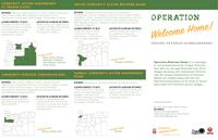 Operation Welcome Home!: ending veteran homelessness