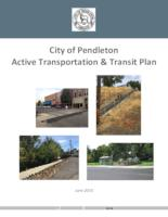 City of Pendleton active transportation & transit plan, City of Pendleton...