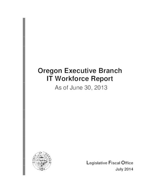 Title from PDF cover (viewed on January 10, 2019)., This archived document is maintained by the State Library of Oregon as part of the Oregon Documents Depository Program. It is for informational purposes and may not be suitable for legal purposes., Mode of access: Internet from the Oregon Government Publications Collection., Text in English.