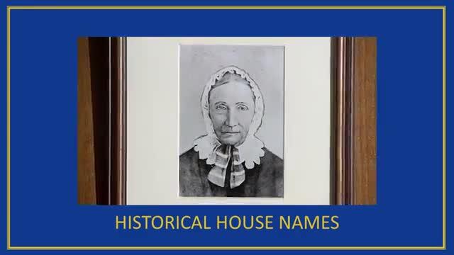 Historical House names