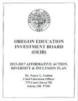 ... affirmative action, diversity & inclusion plan, ... affirmative action,...