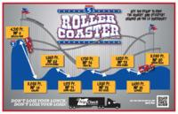 The 5 roller coaster: are you ready to ride the highest and steepest grades...