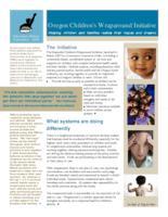 Oregon Children's Wraparound Initiative, Children's Wraparound Initiative