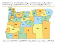 2018 WIC Farm Direct Nutrition Program (FDNP) and Senior Farm Direct Nutrition...