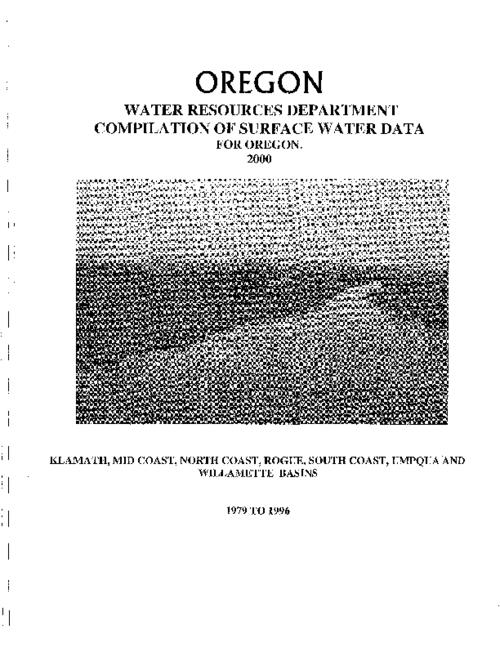 Title from PDF cover (viewed on April 1, 2019)., Includes index., This archived document is maintained by the State Library of Oregon as part of the Oregon Documents Depository Program. It is for informational purposes and may not be suitable for legal purposes., Mode of access: Internet from the Oregon Government Publications Collection., Text in English.