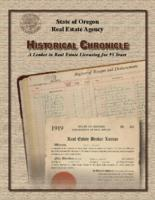 Historical chronicle: a leader in real estate licensing for 95 years, Leader...