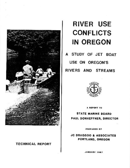 "This archived document is maintained by the Oregon State Library as part of the Oregon Documents Depository Program.  It is for informational purposes and may not be suitable for legal purposes., Title from PDF cover (viewed on March 11, 2014), ""Technical report."", Mode of access: Internet from the Oregon Government Publications Collection."