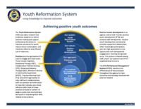 Achieving positive youth outcomes, Youth Reformation System