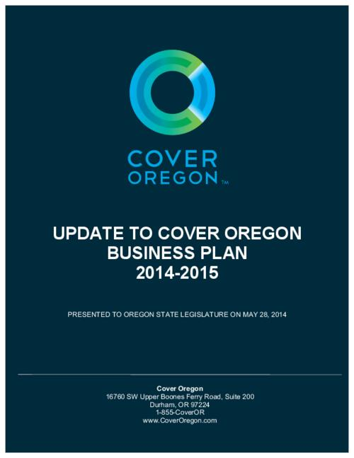 This archived document is maintained by the Oregon State Library as part of the Oregon Documents Depository Program.  It is for informational purposes and may not be suitable for legal purposes., Title from PDF cover (viewed on August 20, 2015)., Mode of access: Internet from the Oregon Government Publications Collection., Text in English.