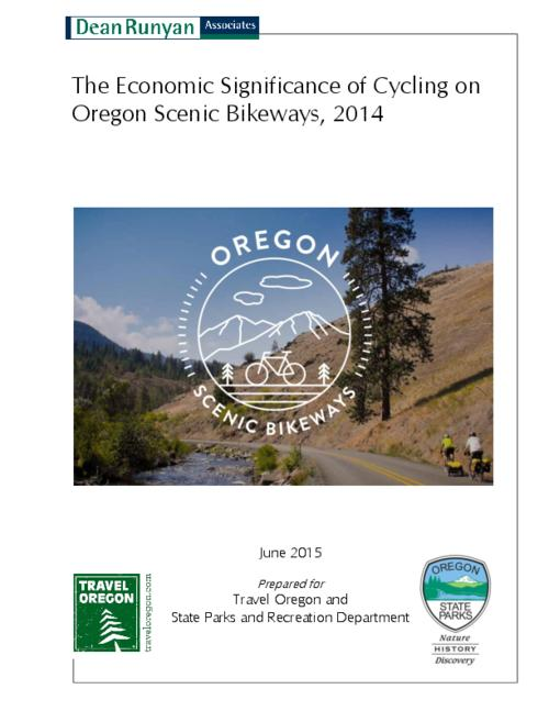 This archived document is maintained by the Oregon State Library as part of the Oregon Documents Depository Program.  It is for informational purposes and may not be suitable for legal purposes., Title from PDF cover (viewed on July 10, 2015)., Includes bibliographical references., Mode of access: Internet from the Oregon Government Publications Collection., Text in English.