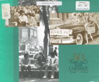 50, Portland State University, 1946-1996, Fifty, Portland State University,...