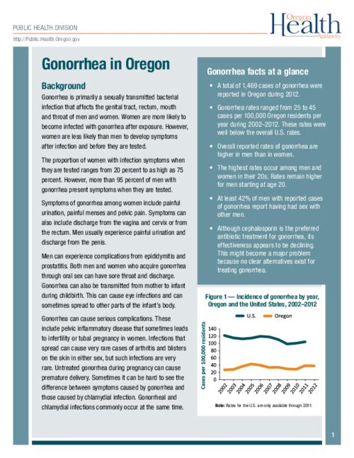 "Title from PDF caption (viewed on November 22, 2016)., ""OHA 9987 (03/2014)""--Page 3., Mode of access: Internet from the Oregon Government Publications Collection., Text in English."