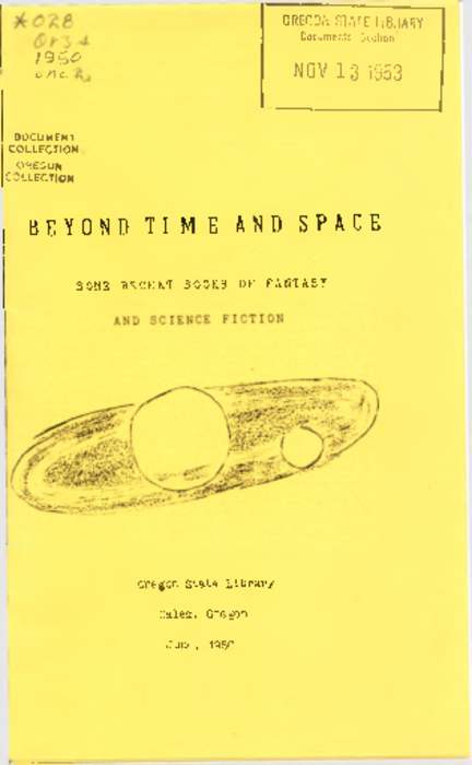 Title from PDF cover (viewed on December 12, 2016)., This archived document is maintained by the Oregon State Library as part of the Oregon Documents Depository Program. It is for informational purposes and may not be suitable for legal purposes., Mode of access: Internet from the Oregon Government Publications Collection., Text in English.