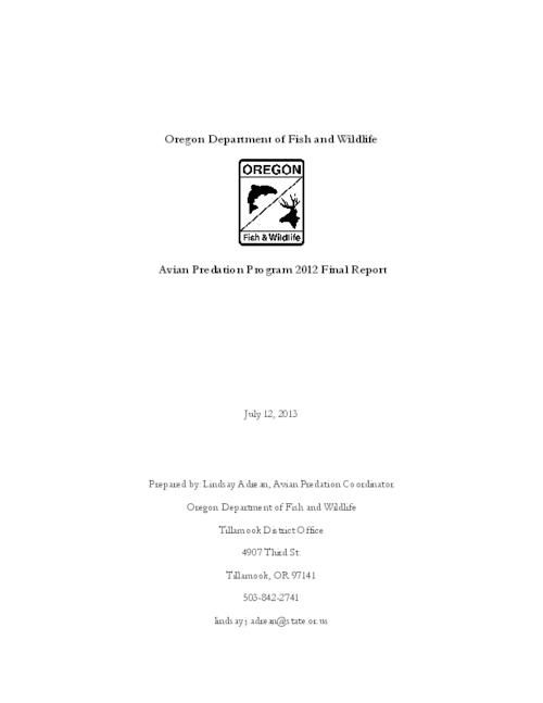 Title from PDF cover (viewed on December 13, 2016)., This archived document is maintained by the Oregon State Library as part of the Oregon Documents Depository Program. It is for informational purposes and may not be suitable for legal purposes., Includes bibliographical references (page 10)., Mode of access: Internet from the Oregon Government Publications Collection., Text in English.
