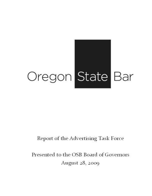 Title from PDF cover (viewed on December 14, 2016)., This archived document is maintained by the Oregon State Library as part of the Oregon Documents Depository Program. It is for informational purposes and may not be suitable for legal purposes., Includes bibliographical references., Mode of access: Internet from the Oregon Government Publications Collection., Text in English.