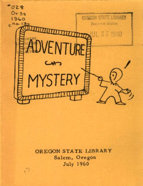 Title from PDF caption (viewed on December 21, 2016)., This archived document is maintained by the Oregon State Library as part of the Oregon Documents Depository Program. It is for informational purposes and may not be suitable for legal purposes., Mode of access: Internet from the Oregon Government Publications Collection., Text in English.