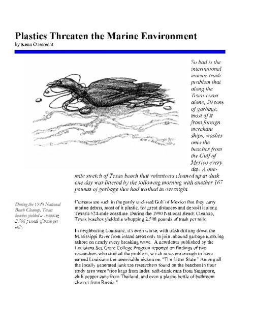 "Title from PDF caption (viewed on December 28, 2016)., ""A series of 54 articles, the Estuaries Feature Series cover topics from estuarine ecology to cultural influences on the estuary""--Agency website., This archived document is maintained by the Oregon State Library as part of the Oregon Documents Depository Program. It is for informational purposes and may not be suitable for legal purposes., ""The text and images were produced with a grant from the Sanctuaries and Reserves Division of the National Oceanic and Atmospheric Administration""--Agency website., Mode of access: Internet from the Oregon Government Publications Collection., Text in English."