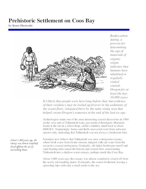 "Title from PDF caption (viewed on December 29, 2016)., ""A series of 54 articles, the Estuaries Feature Series cover topics from estuarine ecology to cultural influences on the estuary""--Agency website., This archived document is maintained by the Oregon State Library as part of the Oregon Documents Depository Program. It is for informational purposes and may not be suitable for legal purposes., ""The text and images were produced with a grant from the Sanctuaries and Reserves Division of the National Oceanic and Atmospheric Administration""--Agency website., Mode of access: Internet from the Oregon Government Publications Collection., Text in English."
