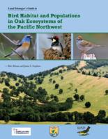 Land manager's guide to bird habitat and populations in oak ecosystems of the...