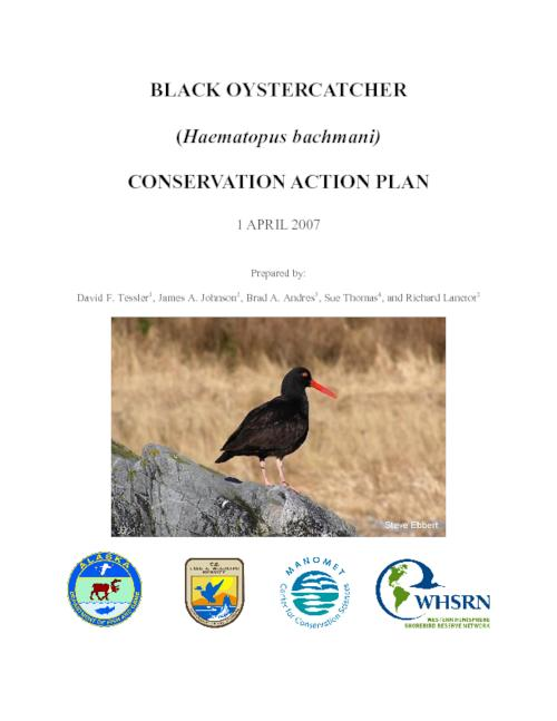 Title from PDF title page (viewed on February 28, 2017)., Logo: Western Hemisphere Shorebird Reserve Network., This archived document is maintained by the Oregon State Library as part of the Oregon Documents Depository Program. It is for informational purposes and may not be suitable for legal purposes., Includes bibliographical references (pages 74-82)., Mode of access: Internet from the Oregon Government Publications Collection., Text in English.