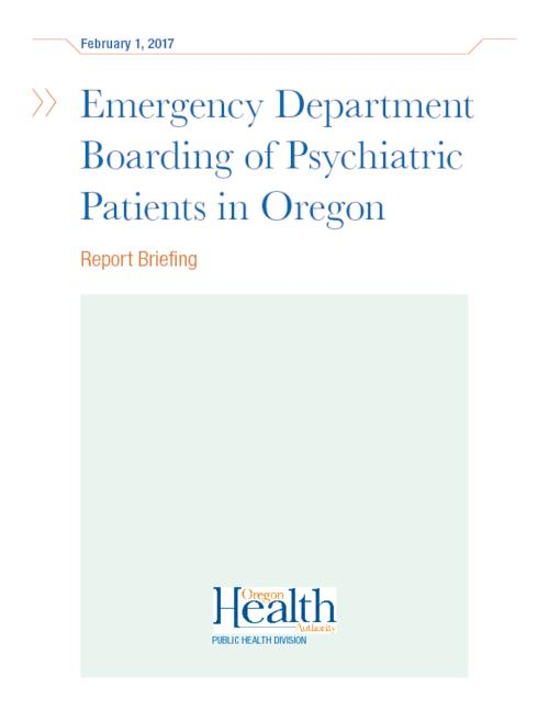 "Title from PDF cover (viewed on March 14, 2017)., ""OHA 0730 (12/16)""--Back cover., This archived document is maintained by the Oregon State Library as part of the Oregon Documents Depository Program. It is for informational purposes and may not be suitable for legal purposes., Mode of access: Internet from the Oregon Government Publications Collection., Text in English."