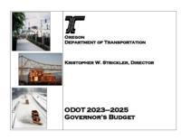 ... Governor's budget