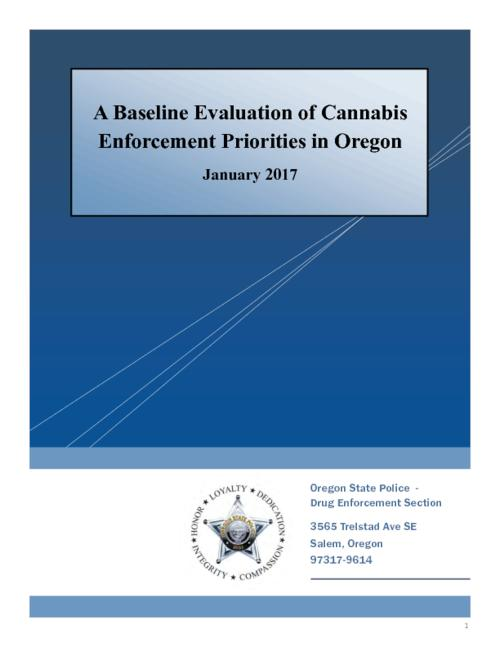 Title from PDF cover (viewed on March 20, 2017)., This archived document is maintained by the Oregon State Library as part of the Oregon Documents Depository Program. It is for informational purposes and may not be suitable for legal purposes., Includes bibliographical references., Mode of access: Internet from the Oregon Government Publications Collection., Text in English.