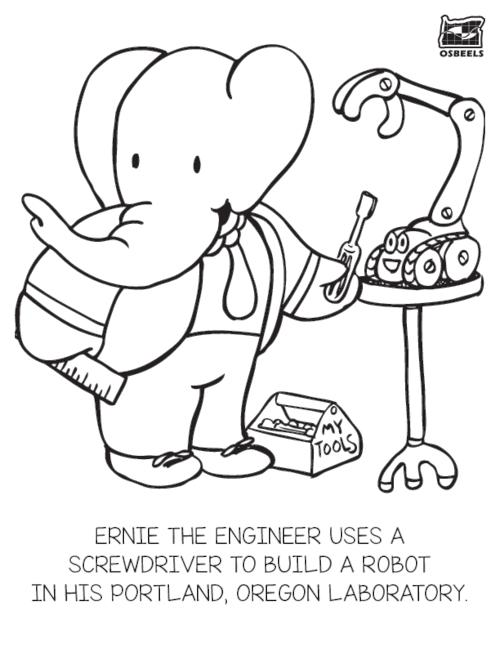 stem coloring pages - Tools Coloring Pages Screwdriver