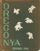 Oregon YA, Federal Security Agency, National Youth Administration for Oregon,...