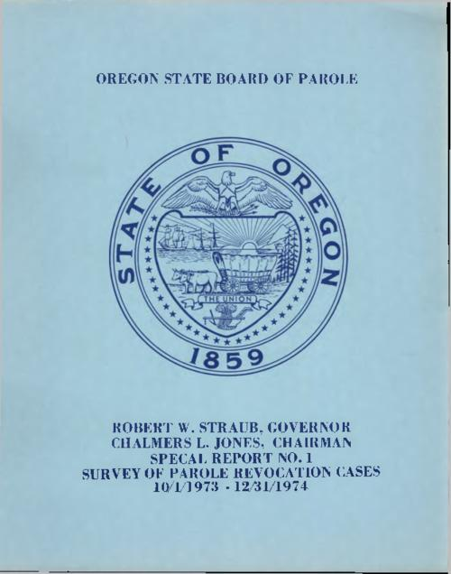 Title from PDF caption (viewed on April 18, 2017)., This archived document is maintained by the Oregon State Library as part of the Oregon Documents Depository Program. It is for informational purposes and may not be suitable for legal purposes., Mode of access: Internet from the Oregon Government Publications Collection., Text in English.