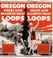 Oregon coast and Willamette Valley loops, Oregon loops