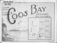 Coos Bay: Oregon's deep sea harbor, Evening record (Marshfield, Or.)