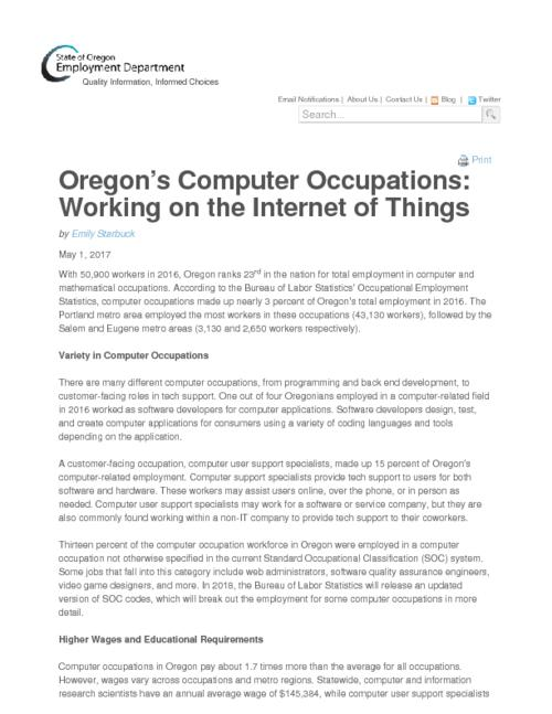 Title from PDF caption (viewed on May 9, 2017)., Converted from HTML., This archived document is maintained by the State Library of Oregon as part of the Oregon Documents Depository Program. It is for informational purposes and may not be suitable for legal purposes., Mode of access: Internet from the Oregon Government Publications Collection., Text in English.
