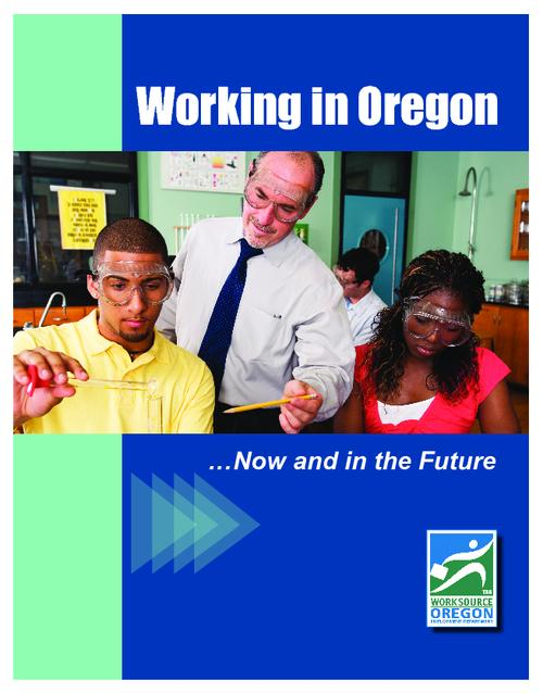 "Oregon's economy in 2008 / Art Arye -- Employment in Oregon : preparing for the likely future / Graham Slater -- Let's aim high for Oregon : 40-40-20 education goals / Joe Cortright, Duncan Wyse, This archived document is maintained by the Oregon State Library as part of the Oregon Documents Depository Program.  It is for informational purposes and may not be suitable for legal purposes., Title from cover, ""WorkSource Oregon."", ""RSPUB256 (0608)""--P. [4] of cover, OrDocs shipping list 2008-33, Mode of access: Internet from the Oregon Government Publications Collection."