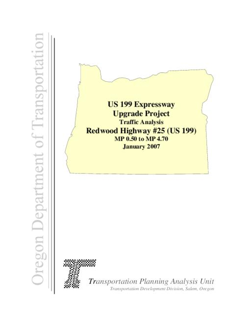 "This archived document is maintained by the Oregon State Library as part of the Oregon Documents Depository Program.  It is for informational purposes and may not be suitable for legal purposes., Title from PDF caption (viewed on Apr. 27, 2011), ""January 2007""--Running footer, Mode of access: Internet from the Oregon Government Publications Collection."