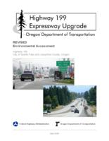 Highway 199 expressway upgrade revised environmental assessment, Revised environmental...