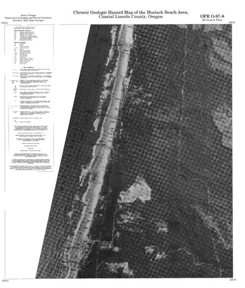 "This archived document is maintained by the Oregon State Library as part of the Oregon Documents Depository Program.  It is for informational purposes and may not be suitable for legal purposes., ""Oregon Department of Geology and Mineral Industries Open-File Report O-94-11 should be utilized with this map to provide detailed information on the hazard mapping techniques and appropriate use of the information ..."", ""Cartography by Mark Neuhaus."", ""Field work conducted 1991 through 1993."", ""Horizontal datum: 1983 North American datum."", Mode of access: Internet from the Oregon Government Publications Collection., Text in English."
