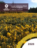 ... annual report, Noxious Weed Program annual report