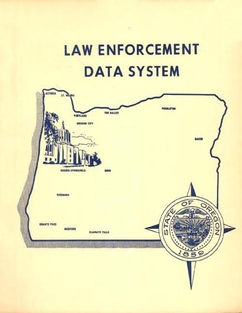 Oregon Law Enforcement Database System (LEDS)