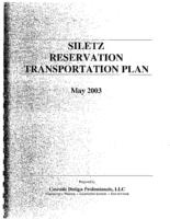 Siletz Reservation transportation plan