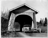 Bush Bridge near Hoskins