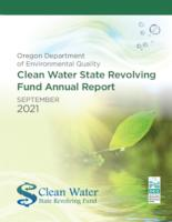 Clean Water State Revolving Fund loan program annual report