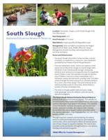South Slough National Estuarine Research Reserve