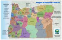 Oregon watershed councils, Watershed councils