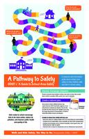 """A pathway to safety: ODOT's """"A guide to school area safety"""", A pathway to safety:..."""
